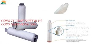 Pp Filter Cartridge For Food And Beverage