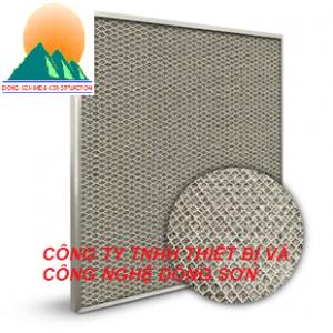 Khung lọc thô - Metal mesh