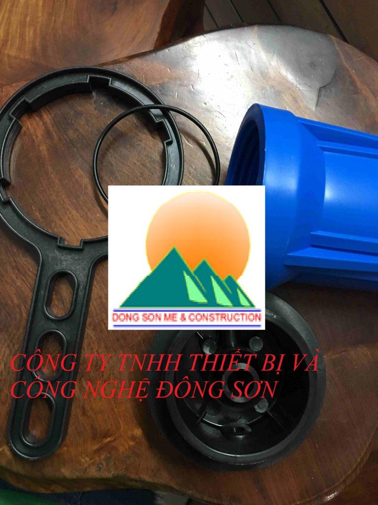 cốc bigblue lọc hóa chất