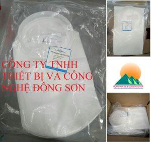 Chuyên sản xuất túi lọc chất liệu polypropylen / polyester / nylon PP / PE / NMO