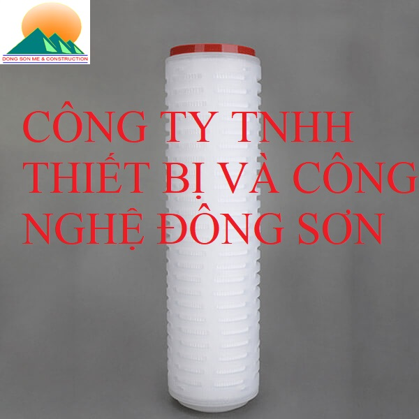 PTFE Pleated Membrane Filter