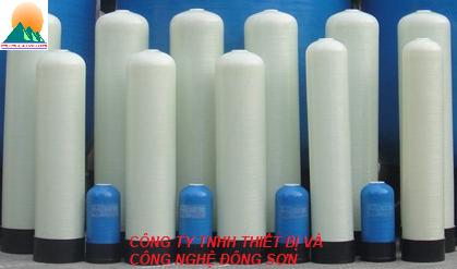 Bồn Composite FRP 150 psi lọc nước thải