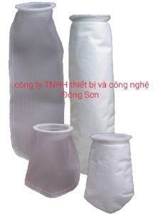 Túi lọc trà xanh PP